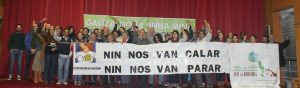 Yes to Life No to Mining en confluenza con ContraMINAcción