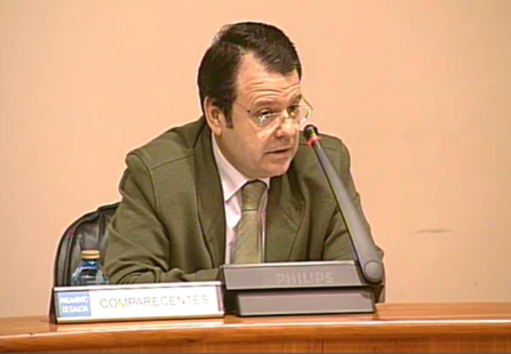 Ángel Bernardo Tahoces (PP), Praza Pública